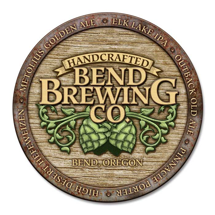 Bend Brewing Coaster